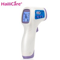 Wholesale Hot Muti fuction Baby Digital Termomete Adult Body Forehead Infrared Thermometer Gun Non contact Temperature Measurement Device