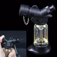 Wholesale Windproof Cigarette Welding Torch Lighter Jet Flame C Butane For Gifts