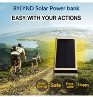 battery pack for usb devices - Universal mAh Solar Power Bank Portable External Battery Pack Dual USB solar Charger Backup Power For All USB Devices