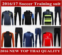 Wholesale Mixed Order best quality men s Arsenal MancHester Chelsea UnITED LiverpooleS Manchester City Marseille Soccer Training suit jersey