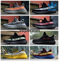 Cheap 2017 Adidas Yeezy 350 Boost V2 Beluga Sply 350 Black Green Red Cavs warriors Men Women Running Shoes Yezzy Boost 350 Sports Shoes