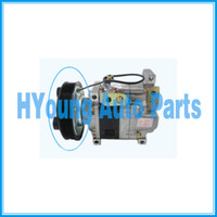 Wholesale clutch PK mm Auto A C China factory supply auto ac compressor for Mazda L H12A1AG4DY BP4K61K00 BP4K61450 BP4K