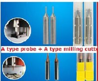 Wholesale 2017A type milling cutter Best Quality A type probe A type milling cutter For Key Cutting Machine Sec E9 key machine