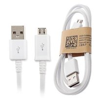 Wholesale USB Cables M FT Charging Data Sync Cords For Samsung S3 S5 Micro USB Cables Charging Data Sync Cords