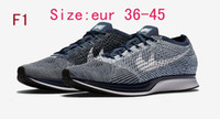 Wholesale 2016 new arrive men women mesh breathable flykwire trend racers high quality hot sale size eur