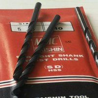 Wholesale Straight Shank Twist Drills Series SD Series Point Angle From For Steel Cutting Taishin Tool