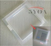 access control device - Protection Anti Rain Waterproof Cover Protective Shell face mask Casing Box For Access Control RFID device machine