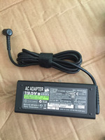 Wholesale genuine original oem high quality ac adapter V A for Sony Vaio PCG L VGP AC19V41 laptop Charger Power New