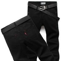 Wholesale High Quality True jeans men famous brand fashion leisure men s jeans Fashion Long Straight Denim mens jean Male Pants Trousers