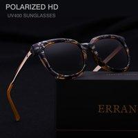 Wholesale ERRANCE womens sunglasses Luxury brand Fashion Polarized Sunglasses ultraviolet proof women oculos de sol feminino
