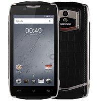 Doogee T5 imperméable à l'eau IP67 Smartphone MTK6753 Octa core 4500mAh OTG Téléphone portable 3 Go RAM 32 Go ROM Anti-poussière anti-chocs Téléphone mobile