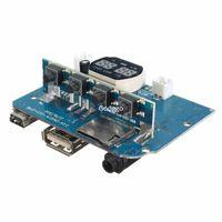 audio power amplifier module - Freeshipping DC3 V TF FM USB MP3 Format Decoder Board LN4863 Dual Channel W Amplifier Module Decoding Audio Player X45mm
