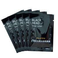 Wholesale 1000pcs Face Care black Mask Conk Nose Blackhead Remover Mask Pore Cleanser Black Head Pore Health Care