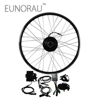 Wholesale 20inch inch inch wheel E Bicycle Conversion Kit V250W Brushless Gear Front Hub Motor Kit street use