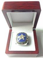 all'ingrosso dallas championship ring-Libero di trasporto 1970 di Dallas anello cowboys campionato con scatola di legno