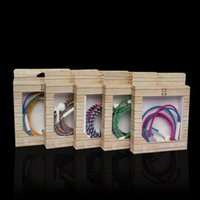 apple productions - NEW Weave Handicraft production Intelligence cellphone headset High quality ear plug MIC Samsung in ear ios synchronization
