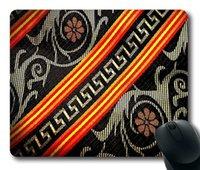 achat en gros de motifs de tissus sur mesure-Tapis de souris personnalisé de motif de tissu Tapis De Souris Tapis De Souris Mousepad Oblong
