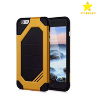 Wholesale For Apple iPhone Plus Samsung S8 Plus S7 Edge in Anti Fall Protection Shockproof Armor Hard TPU PC Cellphone Cover Cases