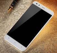 al por mayor tienda k-K-Touch X6 Genuino 4g Andrews teléfono inteligente ultra-delgada de doble pantalla de doble pantalla de doble tarjeta de espera