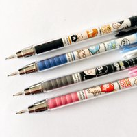 Wholesale Y49 X Kawaii Cute Lovely Pill Press Mechanical Pencils School Office Supply Student Stationery Kids Gift Press Automatic Pencil
