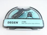 active indoor antenna - Degen DE31MS Indoor Active Soft Loop Antenna For MW SW FM Radio A0797A