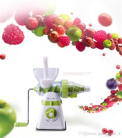 Wholesale Household Mini Lemon Juice maker Orange Squeezer Kitchen tool Juicer Mixer Vegetable Chopper Fruit Ice Cream Maker