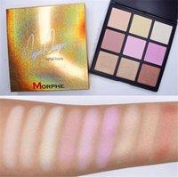 Wholesale Morphe Deysi Danger Highlight Palette Morphe blushes colors Deysi Danger Highlight Palette Morphe blush waterproof BLUSHED PALETTE hot