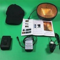 Wholesale Wholesaler Laser Hair Cap Portable Cap For Hair Loss Treatment laser helmet LLLT hair grow treatment