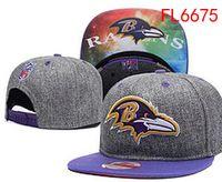 baltimore factories - factory price Ravens snapback Caps Baltimore Adjustable Football Snap Back Hats Snapbacks High Quality Women Men Sports