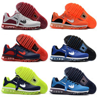 autumn names - 2017 name brand sneakers maxes kpu running shoes for men training runners outdoor shoe mens Baby Kids