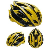 Wholesale Mountain Bike Cycling Helmets Lightweight Road Bike Motorcycle Helmets EPS PC Colors Free Size Suitable Head Circumference cm