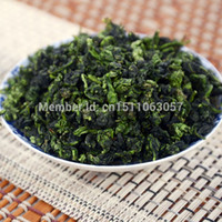 Wholesale Promotion g top grade Anxi Tieguanyin Oolong Tea Aromatic Organic Tie Guan Yin Chinese Tea for Health Care