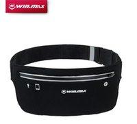 belt nylon men - Lightweight Durable Waterproof Slim Bag Race Runners Running Belt Race Belt Fitness Workout for Smartphones Men Women