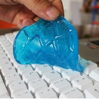 Wholesale 20 magic universal cleansing gel version of the keyboard to clean the keyboard to clean dirt dirt keyboard cleaning gel
