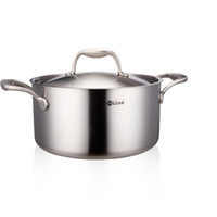 Wholesale High Quality Stainless Steel Perfect Family Soup Pot cm High Soup Pan