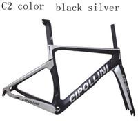 Precio de Marcos de carreras-2017 Cipollini NK1K T1000 1k o 3K que compite con el tamaño completo XXS XS S M L del marco de la bici de la bicicleta del marco del camino del carbón