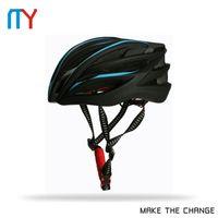 Wholesale 2016 Professional Integrated Bike Helmet Adult Casque Road Helmet MTB Helmet Ultralight Cycling Helemt for Racing Color