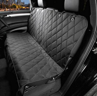 Classics bench car seats - Car Pet Seat Covers Waterproof Back Bench Seat D Oxford Car Interior Travel Accessories Car Seat Covers Mat for Pets Dogs
