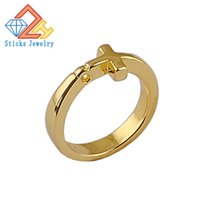 Wholesale piece Cross Alloy Ring