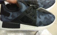 Wholesale NMD XR1 Duck Camo colors to choose with nipple with box quality