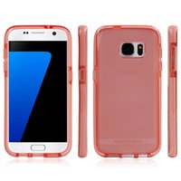 Wholesale Hot selling Tech Smart Phone Cases For Samsung Galaxy S7 Edge Protection Made Intelligent Phone Case