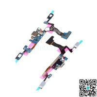 Wholesale Charging Port Flex Cable Dock Connector USB Port With Mic Microphone Flex Cable For Samsung S7 Edge G935F Repair Part