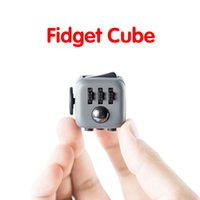 Wholesale 11 Color New arrive Fidget Cube Decompression Toys for Girl Boys Christmas Gift