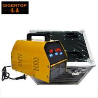 air pack machine - Flight Case Packing Mini Confetti Machine Air Compressor Electrical Control KG Air Charging Piston Reciprocating Compressor Design