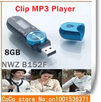 Precio de La grabación de música de la pc-Venta al por mayor - nuevo 8GB PC mp3 download B152F USB Flash Drive Grabación MP3 reproductor de música para sony banda 8GB U disco serie mp3 - En stock