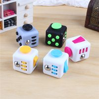 Wholesale Fidget Cube Toys cm Anti irritability Dice Anxiety Pressure Stress Send it Directly to Your Customers