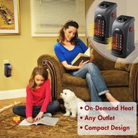 best room heaters - new arrival handy heater electirc heaters the wall outlet space heater quick and easy heat plug in personal heaters best Christmas gifts