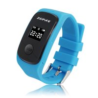 Wholesale New ZGPAX S22 Smart GPS Watch Kids GPS Tracker Watch LBS Base Location Electronic Fence Realtime Monitoring SOS Function
