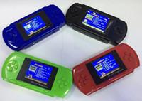 Wholesale PORTABLE PVP LCD BIT HANDHELD SLIM DIGITAL POCKET CONSOLE GAMES KIDS EDUCATIONAL TOY GAME CARD