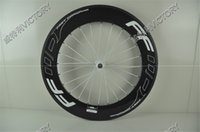 Wholesale 100 carbon fiber mm clincher carbon wheels black road bike wheels NOVATEC hub